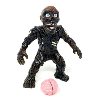William Stout's Tarman Vinyl Figure by Justin Ishmael