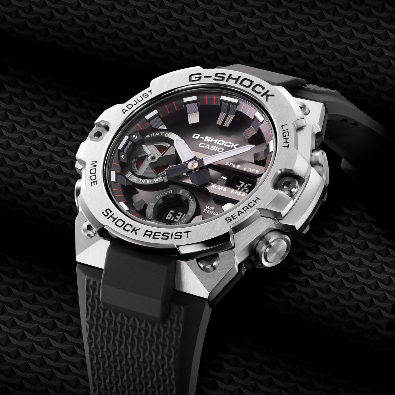 G-SHOCK Unveils Slimmest-Ever G-STEEL Watch