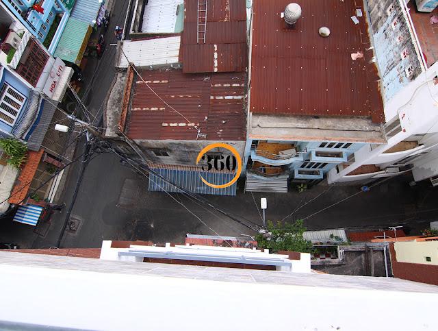 view phòng trọ Phú Nhuận