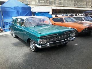 Impala Wagon Brasil