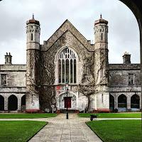 Pictures of Ireland: NUIG quad