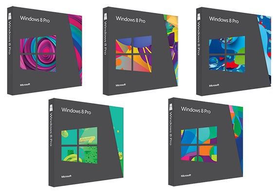 Windows 8 Todas las Versiones