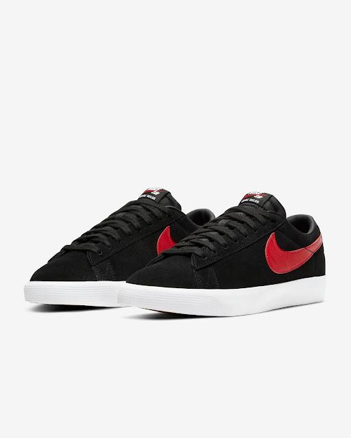 Nike SB Blazer Low GT Bred