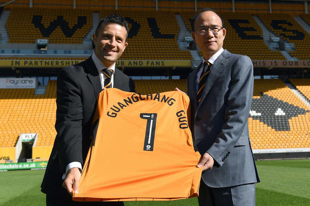 Guo Guangchang - Wolves Owner