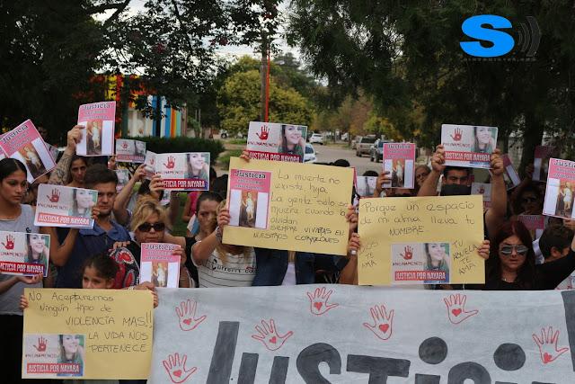 Gran apoyo a la Marcha por reclamo y justicia por Nayara