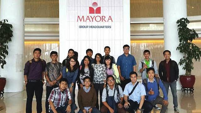 Lowongan Kerja Cost Accounting dan Salesman PT Mayora Indah Tbk Balaraja Tangerang