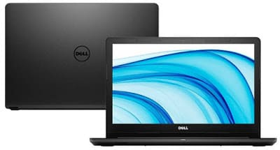 Foto do Notebook Dell i15-3567-u10c Intel Core i3 6006U