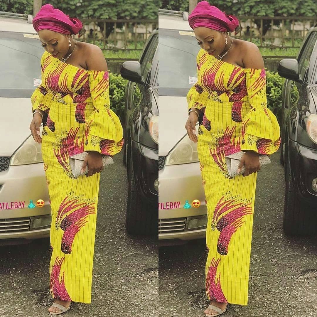 Modern African Dress Styles 2018 : Latest Fashion Styles You Don't Have | Zaineey's Blog