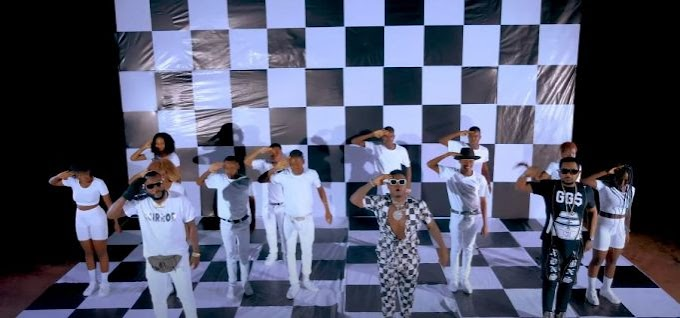 VIDEO | Harmonize ft Awilo Longomba & H baba – Attitude | Download New song