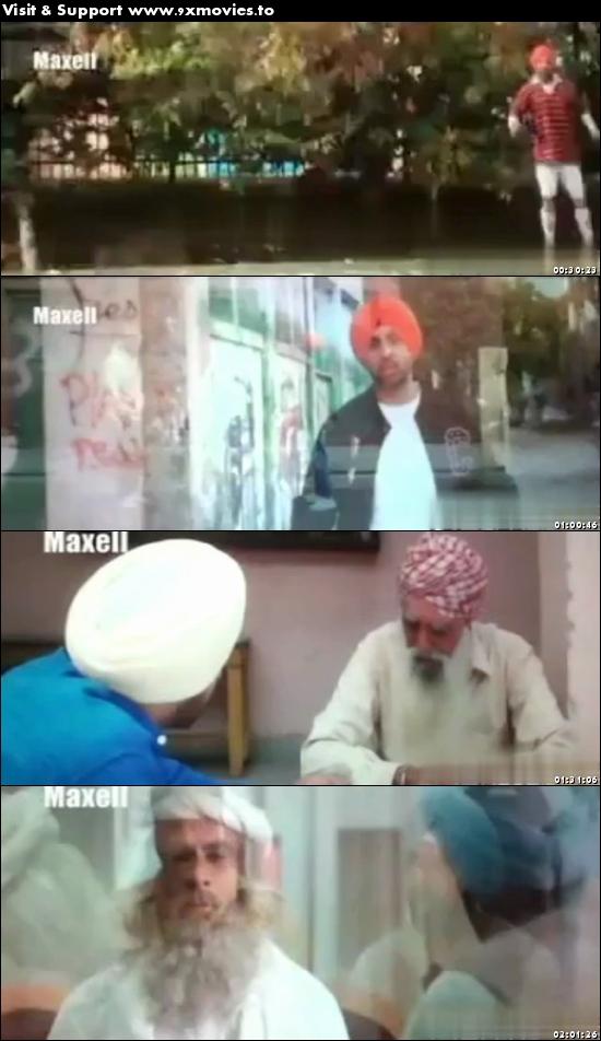 Super Singh 2017 Punjabi pDVDRip 700MB
