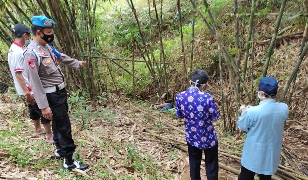 Hilang Dua Hari, Pemuda Karangsambung Ditemukan Meninggal di Lereng Bukit Desa Totogan