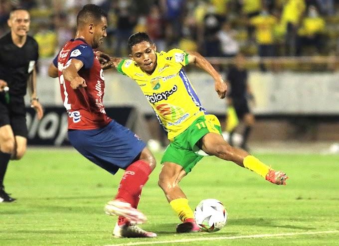 ¿'Bolillo' en caída libre? Independiente Medellín no pudo con el modesto Atlético Huila y salió goleado del Plazas Alcid