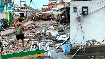 hoyennoticia.com, Archipiélago de San Andrés: Sin agua potable y sin emisario final