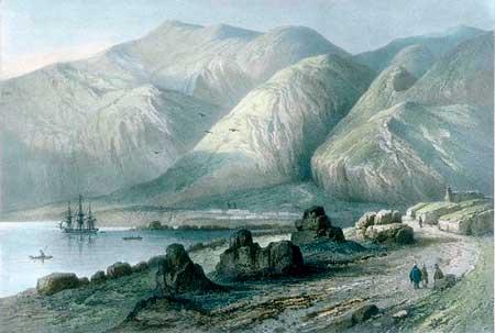 Toma de Cobija en 1835