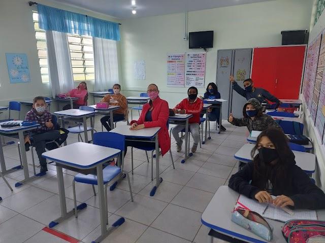 Secretaria da Educação oferta reforço escolar aos sábados para alunos dos quintos anos