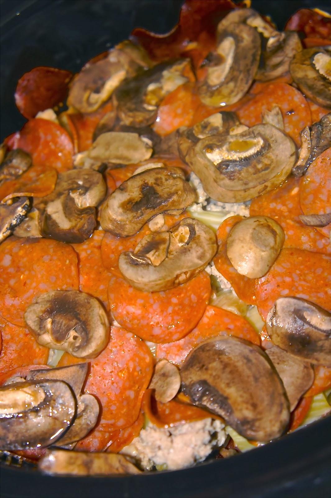 Savory Sweet and Satisfying: Crock Pot Rigatoni