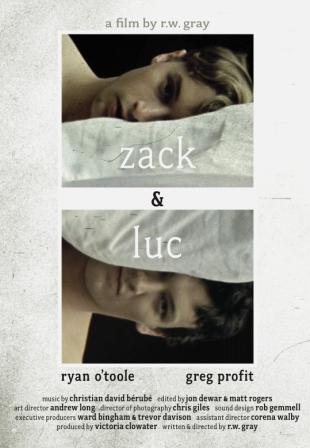 Zack & Luc, film