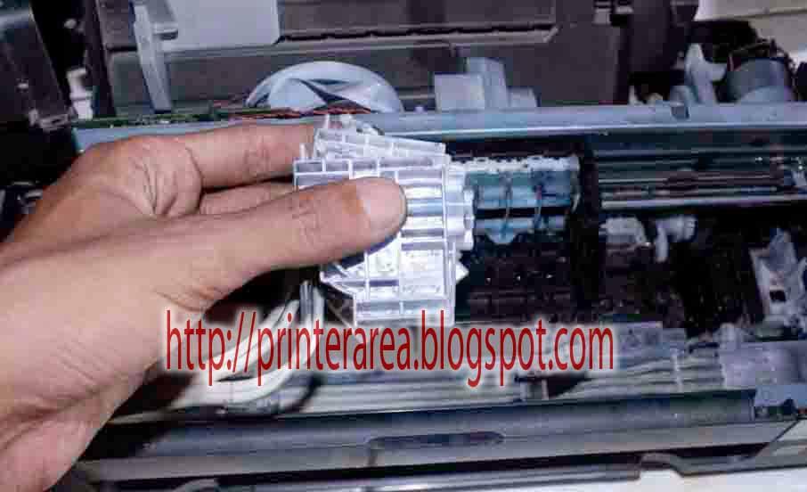Solusi Printer Epson L Series Tinta Tidak Keluar Setelah Head