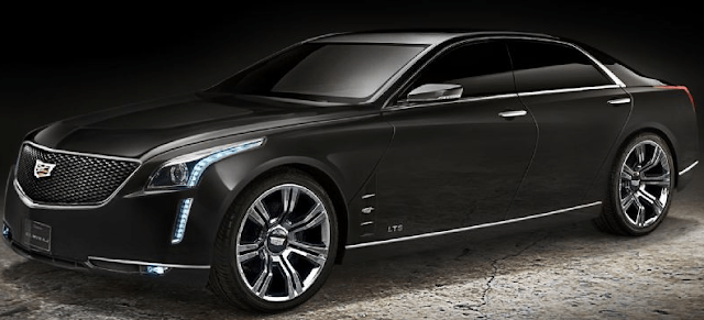 2020 Cadillac Fleetwood redesign
