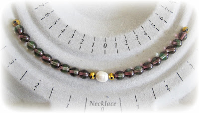 image tutorial diy contrasts bracelet freshwater pearl sort beads in design you like