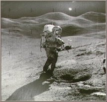 Apollo Moon missions and UFOs.