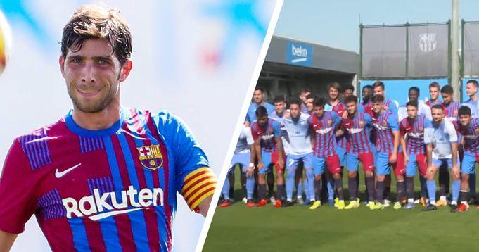 Video highlights of Barca Friendly 2-1 win over Prat: Coutinho goal, Balde's impressive solo run