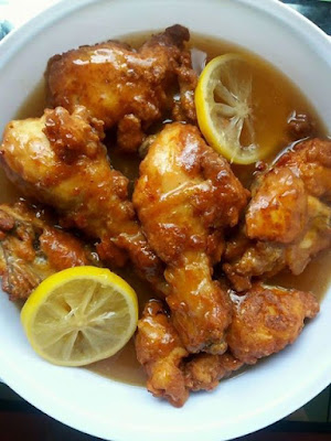 Resepi Chicken Lemon