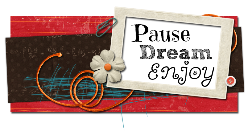 Pause Dream Enjoy