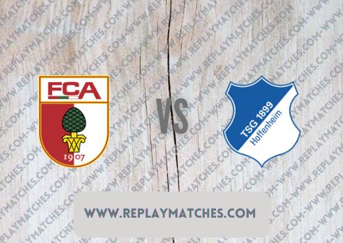 Augsburg vs Hoffenheim -Highlights 14 August 2021