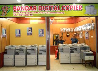 CV. Bandar Digital Copier