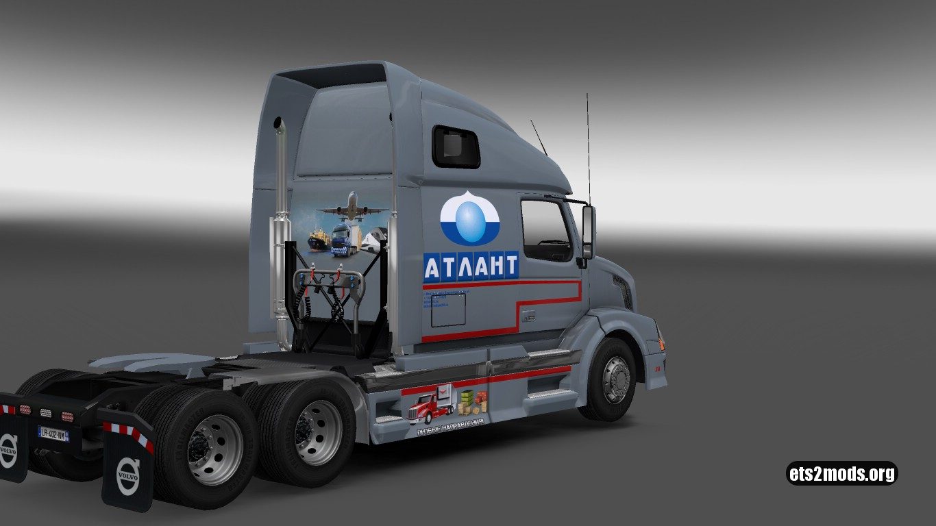 Atlant Skin for Volvo VNL 670