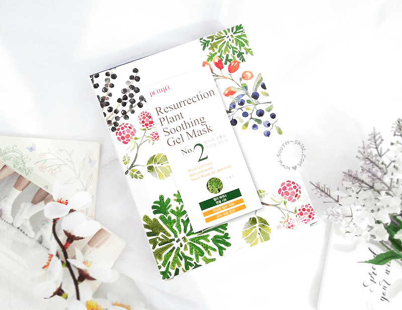 review-petitfee-resurrection-plant-soothing-gel-mask