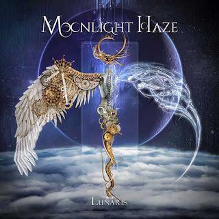 """Ο δίσκος των Moonlight Haze """"Lunaris"""""""