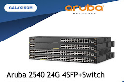 Kenal lebih dekat dengan Aruba 2540 Switch