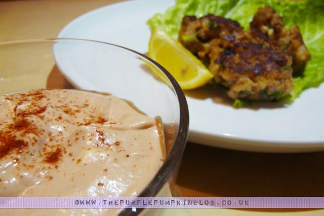Cajun Crab & Prawn Beignets | The Purple Pumpkin Blog
