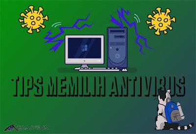 Tips Memilih Antivirus Komputer