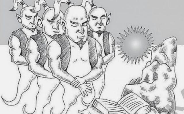 Faktanya Makhluk Halus Yang Justru Takut dengan Manusia, Apakah Anda Berani Berhadap-hadapan Langsung Dengan Jin & Setan?