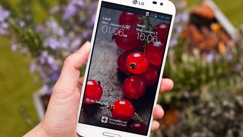 LG Optimus G يتحصل على تحديث أندرويد جيلي بين Android 4.1.2 Jelly Bean