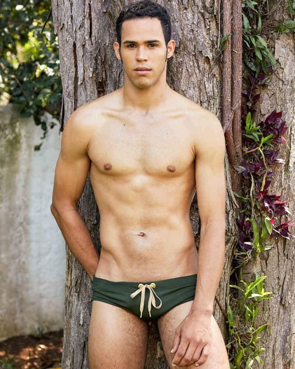 Mister Model Nacional Rondônia 2019 - Kelvin Oliveira. Foto: Marcos Duarte