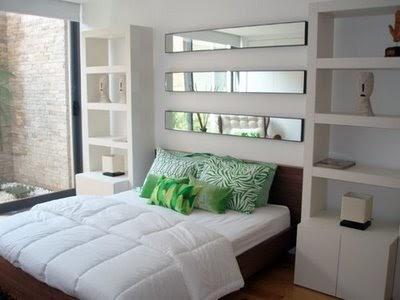 Espejos en el dormitorio como usar los espejos para for Espejos largos modernos