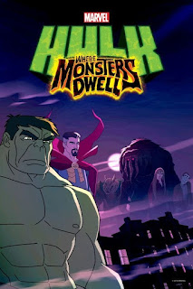 Ver Hulk: Where Monsters Dwell (2016) Gratis Online