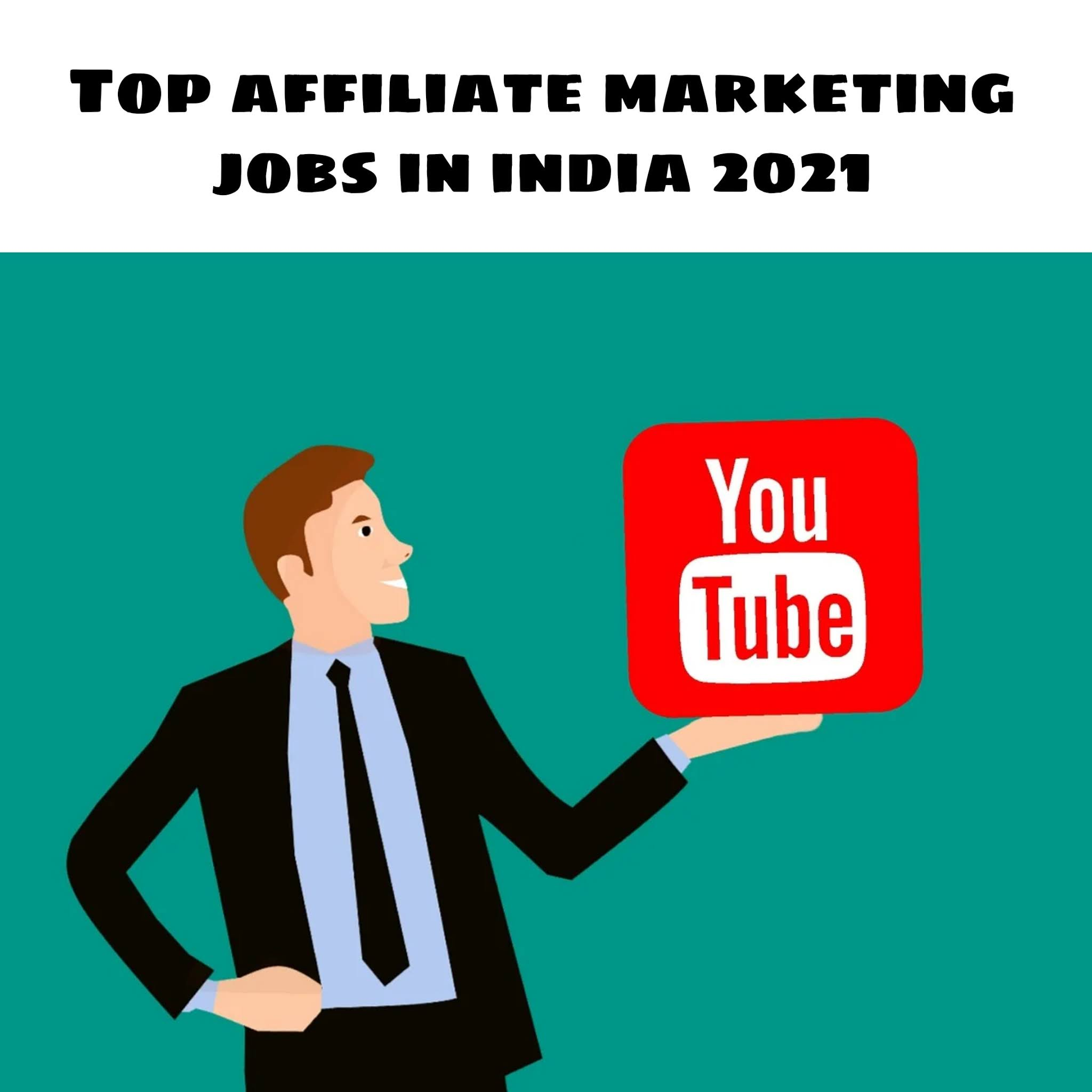 Top Affiliate Marketing jobs in India