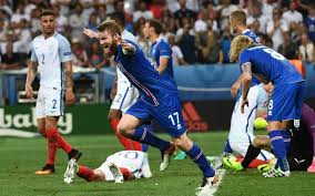 مباراة إنجلترا وآيسلندا