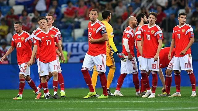 Сборная России поднялась на 43-е место в рейтинге ФИФА, Португалия – 5-я