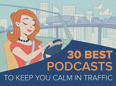 Best Motivational Podcasts for Your Commute