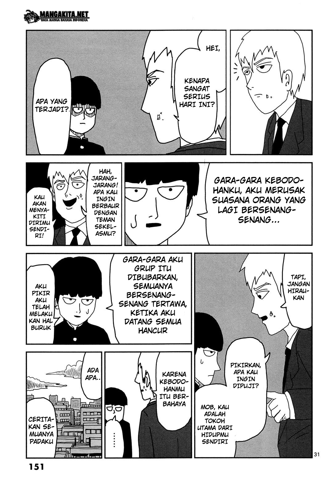 Mob Psycho 100 Chapter 08-30