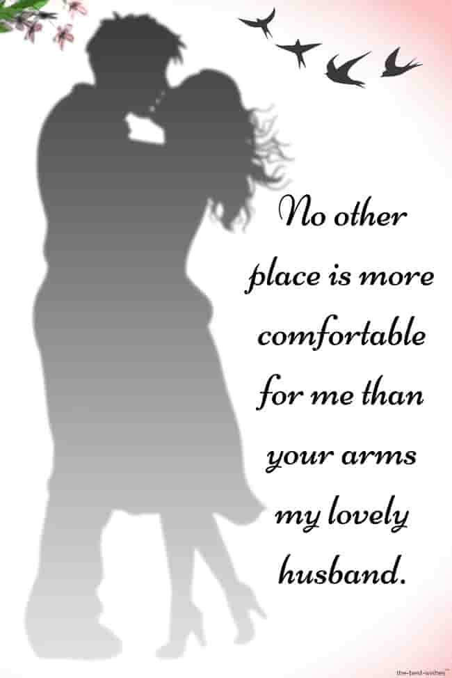 deep romantic love quotes for husband with kiss