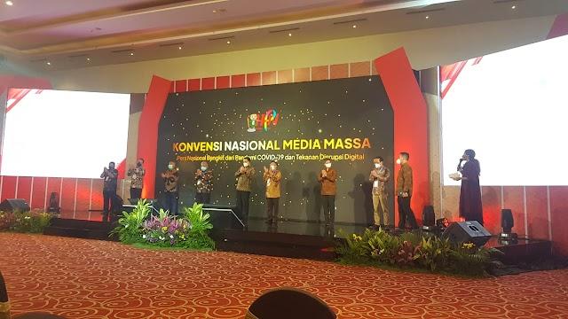 """Sambut HPN 2021, PWI Pusat Gelar  Konvensi Nasional Media Massa """"Ekosistem Pers Yang Berkelanjutan"""""""