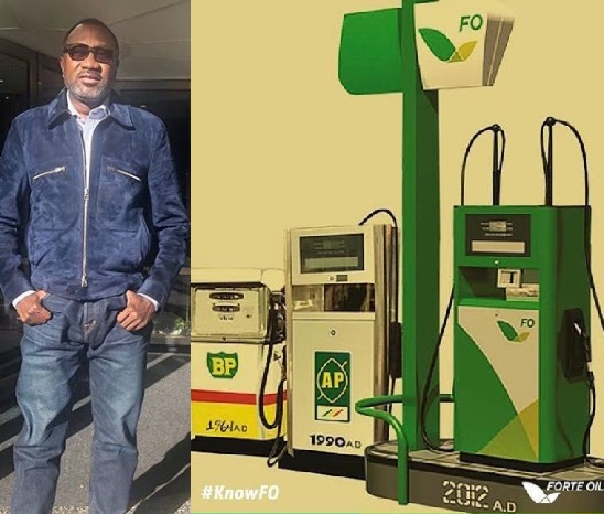 Just In: Femi Otedola announces his exit from Forte Oil