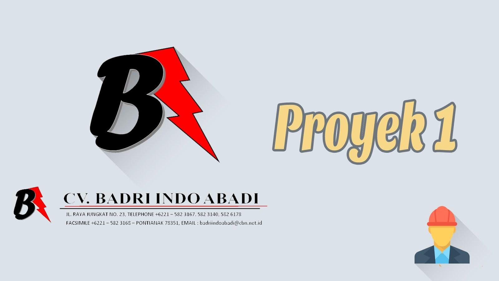 Proyek 1 - Membuat Berkas Perusahaan Anda
